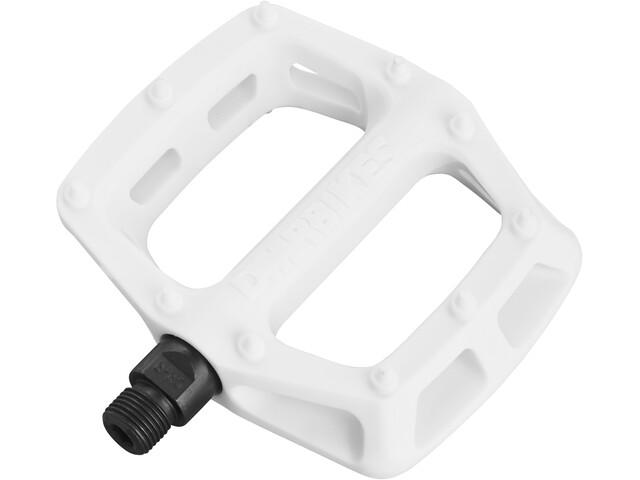DMR V6 Pedalen, white